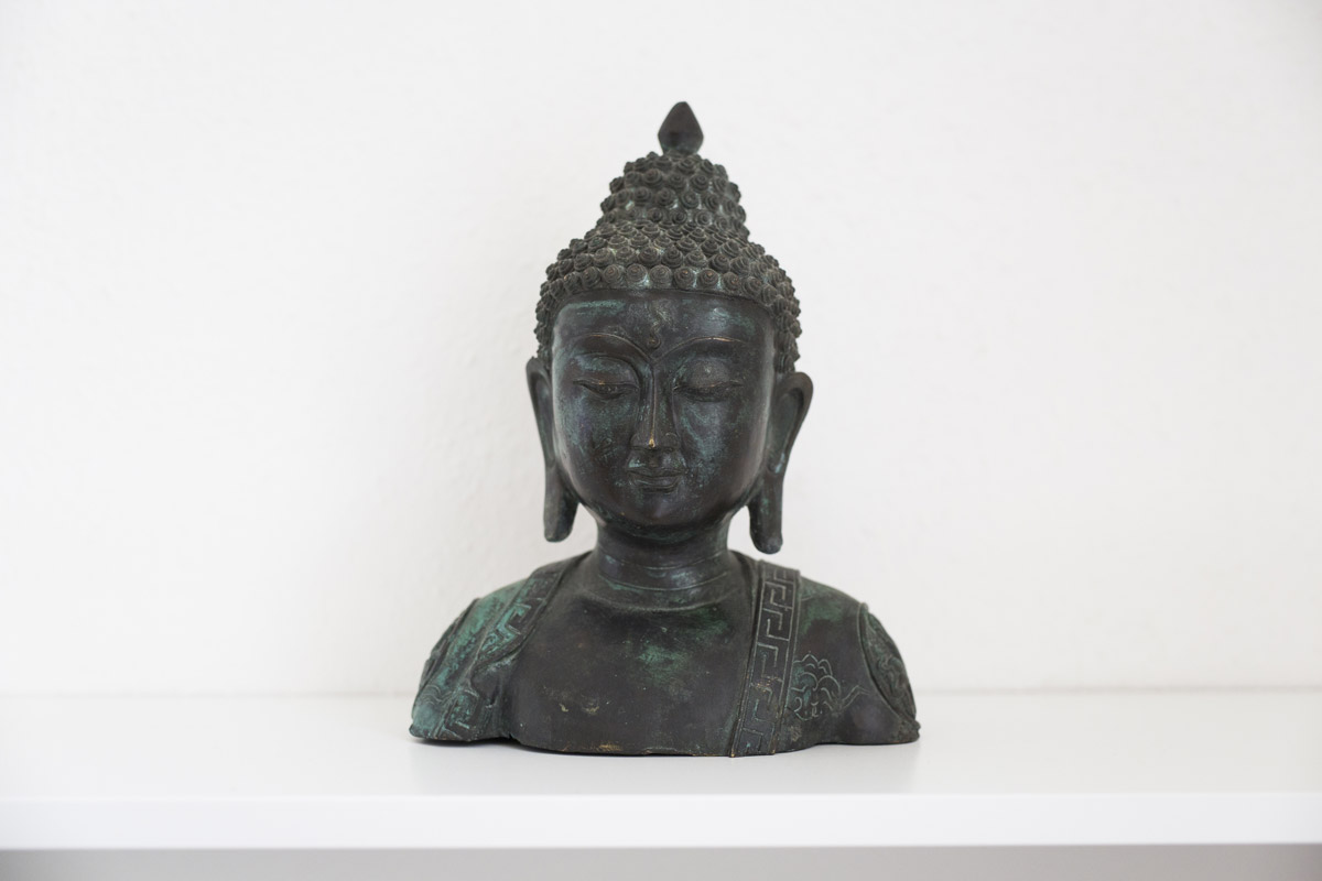 Dr. Wolfram Schwarz: Buddha
